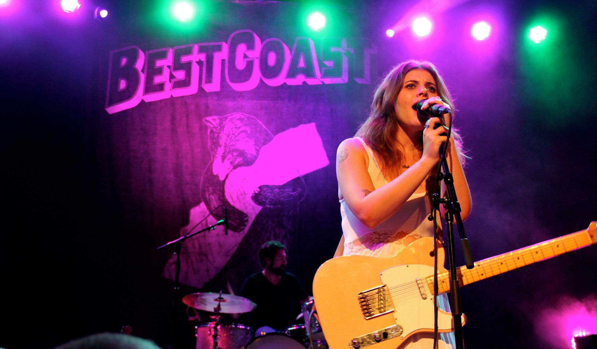 Best Coast, Union Transfer, Philadelphia, 2012