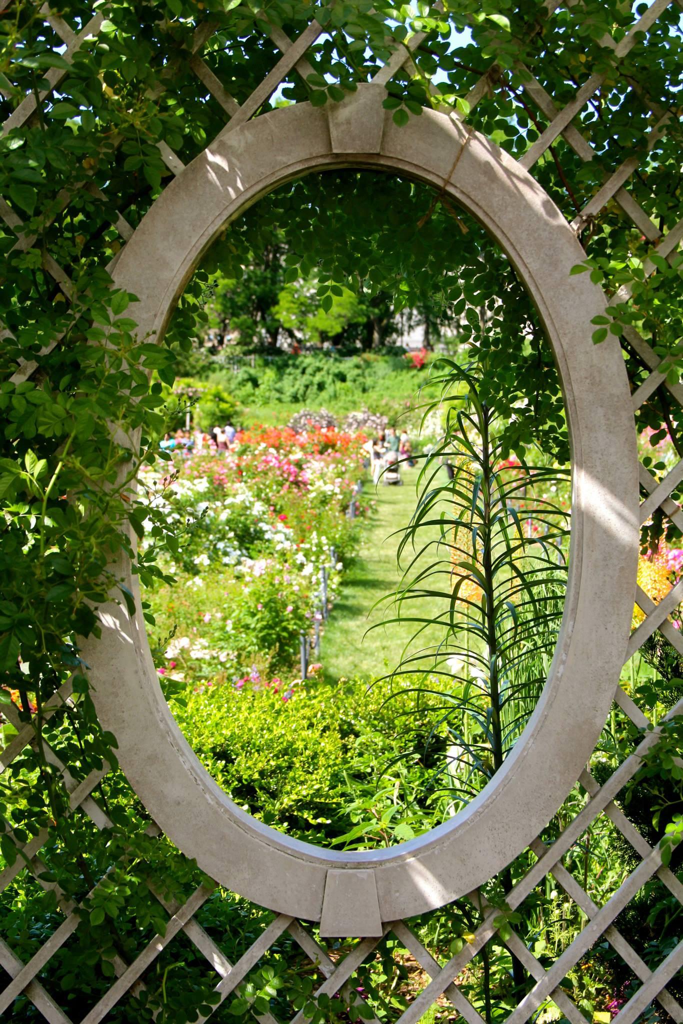 Brooklyn Botanic Garden, New York, NY, USA