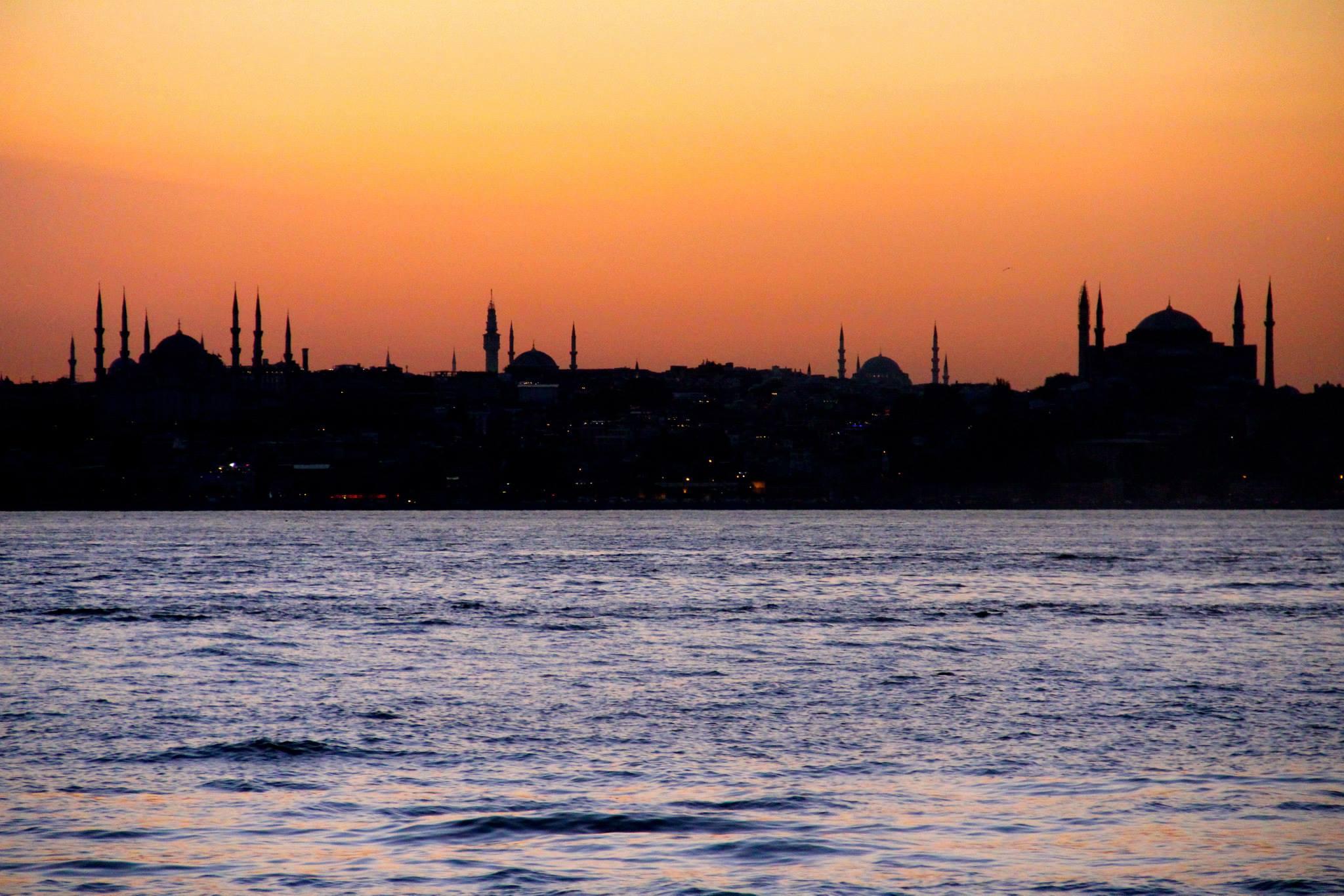 Bosphorus Strait, Istanbul, Turkey