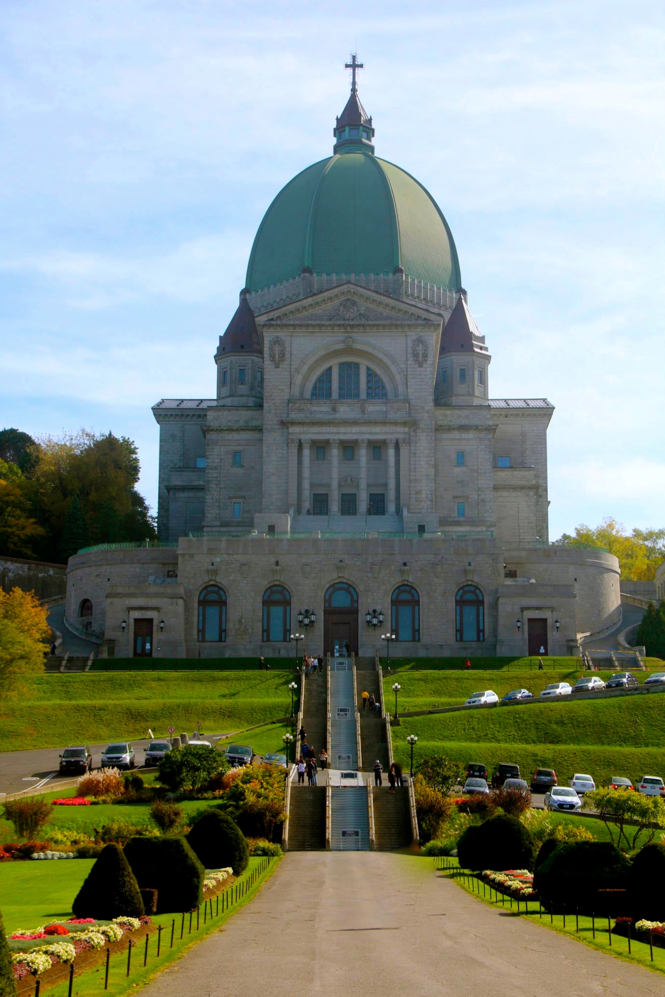 Saint Joseph's Oratory of Mount Royal, Montreal, Quebec, Canada