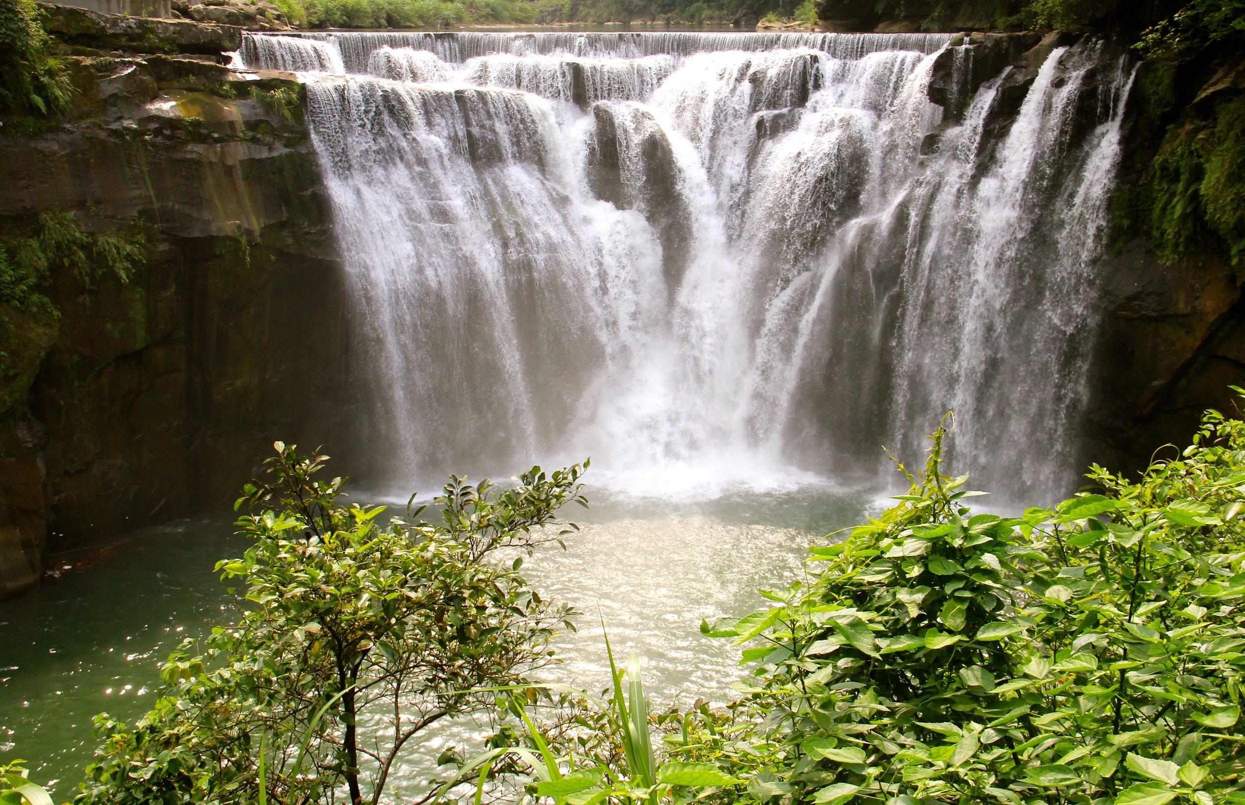 Shifen Waterfall, New Taipei City, Taiwan