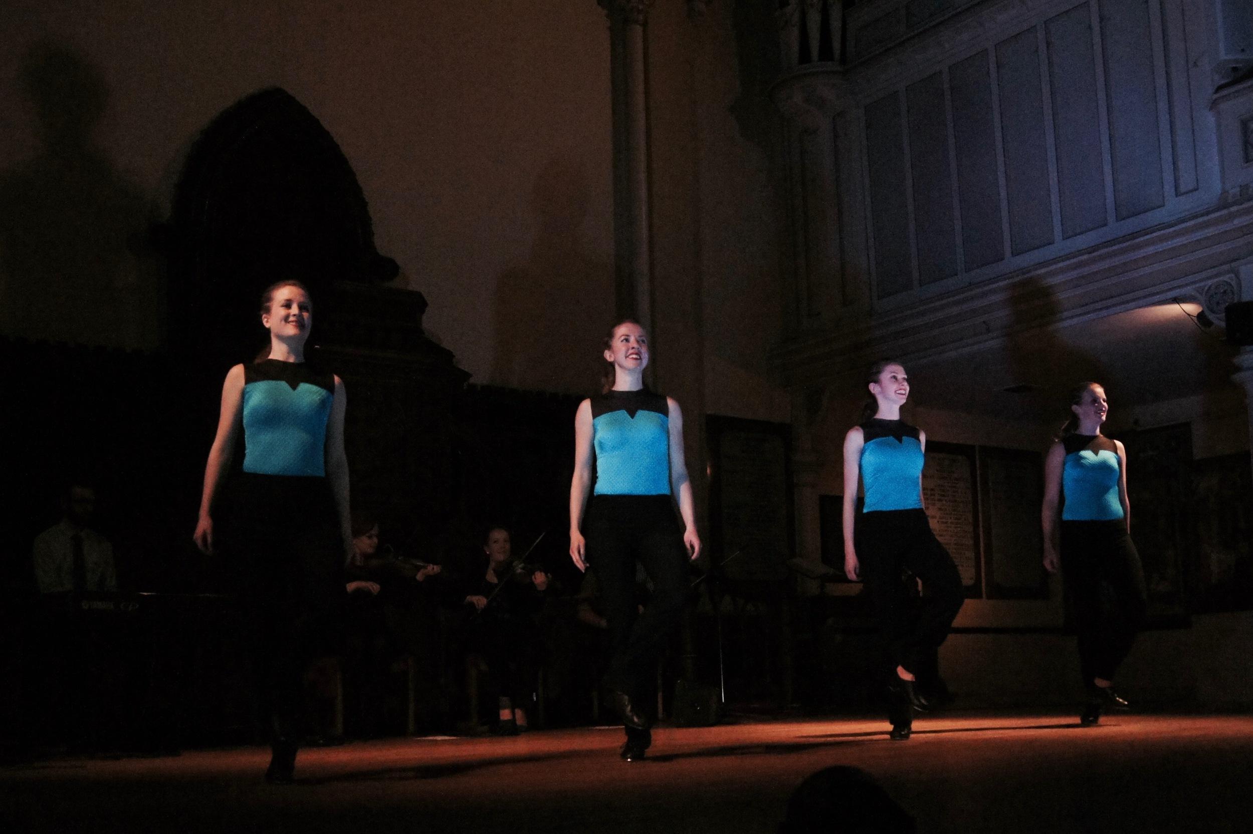 Change of Step's Halifax Ceilidh (June 2016)  Photo by : Lesley MacKay