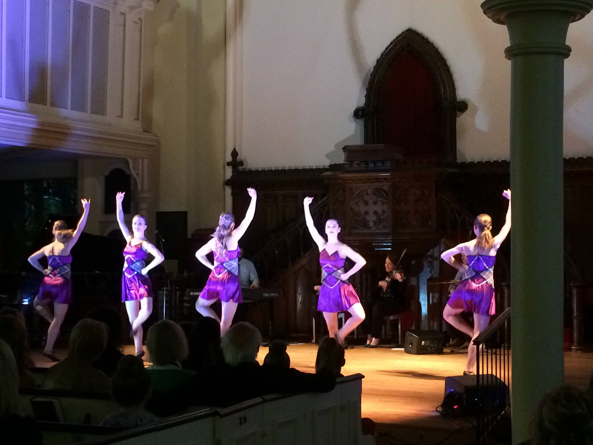 Change of Step's Halifax Ceilidh (June 2016)  Photo by : Kimberley Wotherspoon