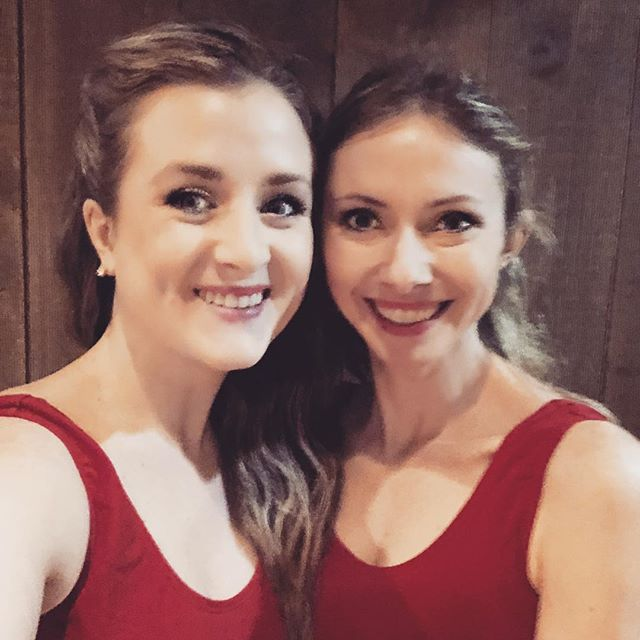 We had such a fun time last night performing with Mac Morin and @macisaacwendy. Shout out to the #SRPC2019 crew for a great evening and even joining us in a few steps and sets! Well done! 🎻🎹💃👞⭐️ . . . . #halifax #halifaxconference @hfx.distillingco #highlanddance #highlanddancers #stepdance #capebretonsquaresets #fiddle #piano #novascotia #dancelife #dancelifestyle #changeofstep