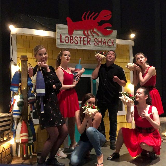 Oh bouy! What a buncha lobstas! 🦞⚓️ Great gig tonight in #Halifax with @coigmusic . . . . . . #changeofstep #halifax #gig #dancelife #choreography #eastcoast #lobster #lobstah #postgigshenanigans #greymeat #chickeninsauce #lobstershack #lobstertrap #nautical #eastcoastlifestyle #eastcoastlivin #trad #fiddle #highlanddance #highlanddance #photoshop #wingedeyeliner #justdance #seashells