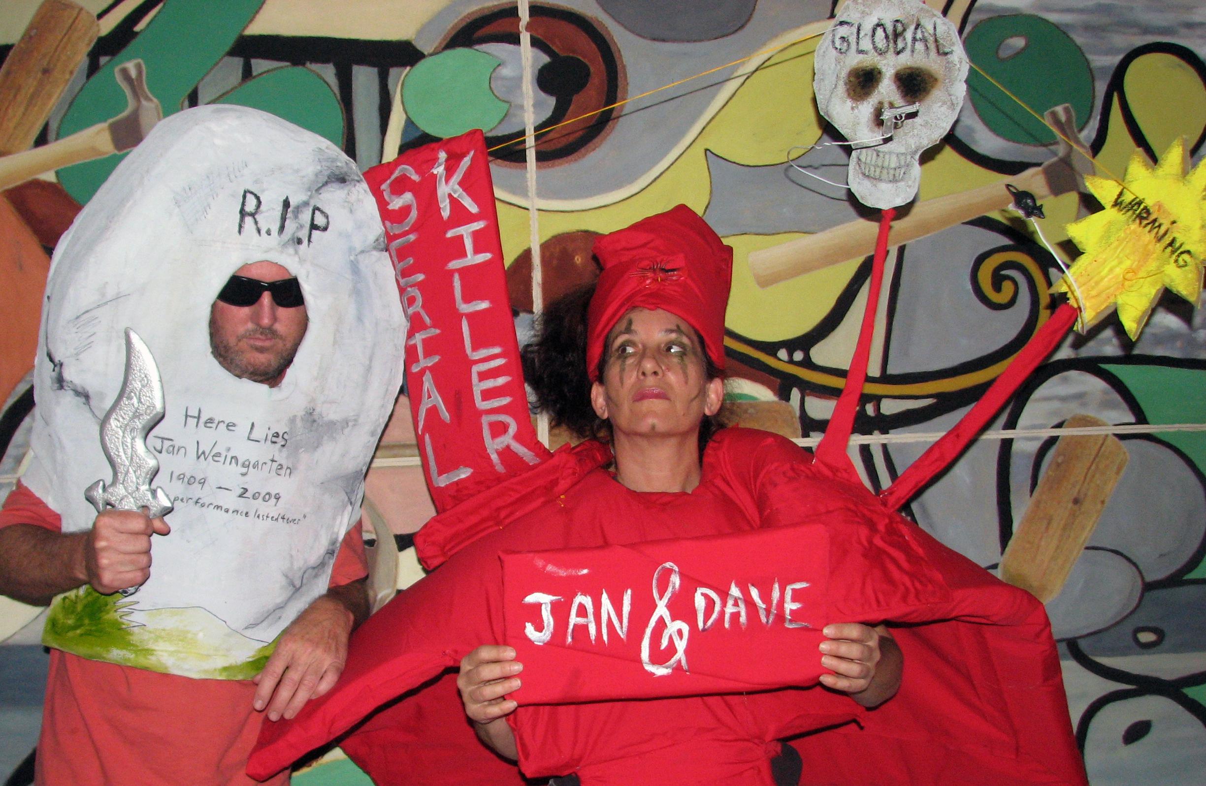 Jan & Dave