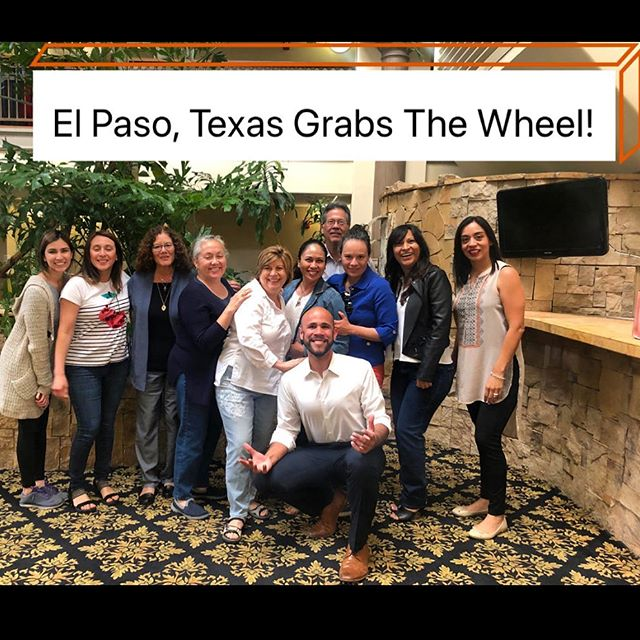 Just finished my southwest swing through Santa Fe, ABQ, and El Paso!  #elpaso #texas really showed up with 72 people strong and passionate about learning how to support children, adolescents, and adults with #autism #education