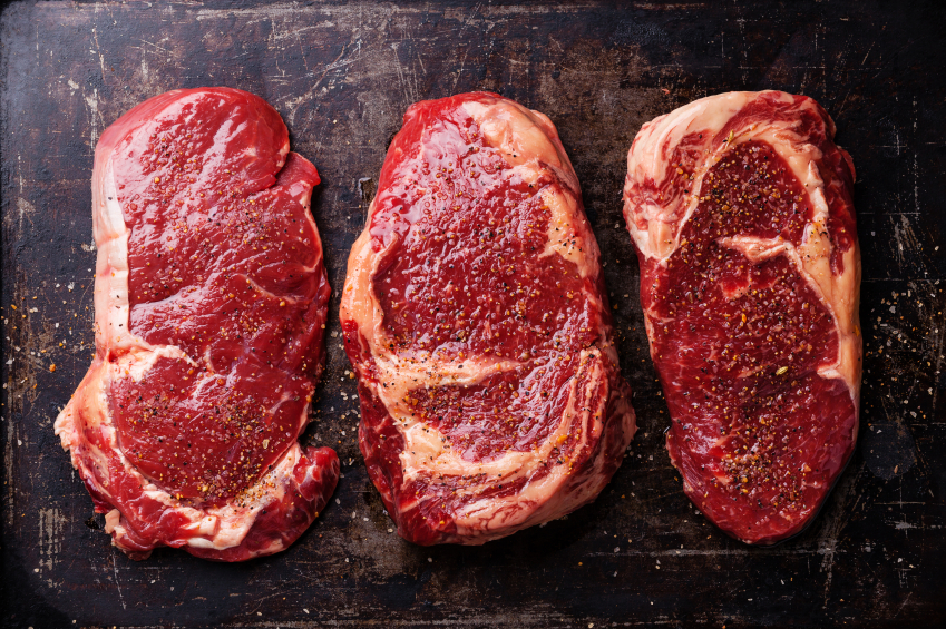 Cooking Tips - A few simple steps to follow for cooking a great grass fed steak. For those who have enjoyed the delicious samples at farmers markets, its as easy as below.
