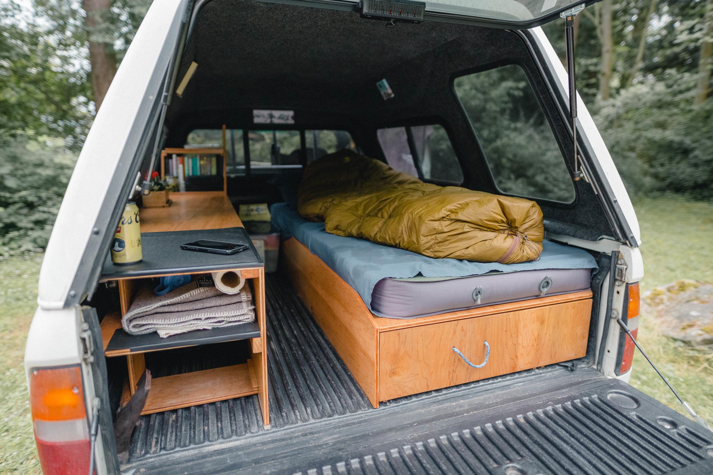 Bed Platform Build Mason Strehl