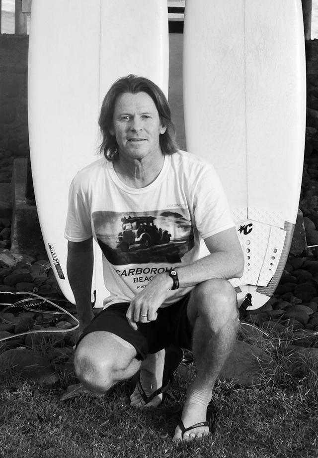 Scarborough beach Association Wayne Bowen
