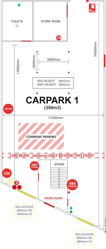 CARPARK 1   FLOORPLAN