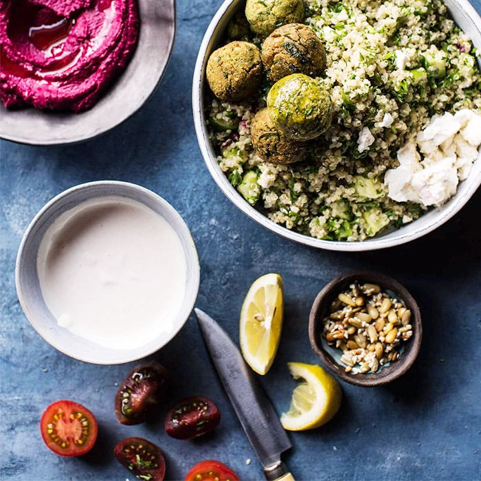 This Sample Mediterranean Meal Plan Will Help You Live Longer - Research says so.BYRDIE