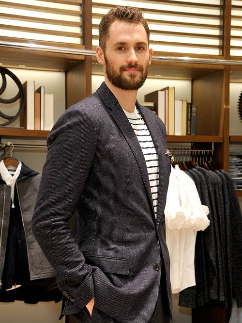 The Most Timeless Menswear Pieces From an NBA Star With Classic Style - Kevin Love shares his fashion advice.WHO WHAT WEAR