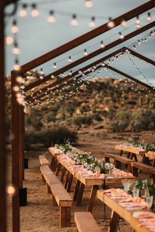 10 Outdoor Wedding Ideas That Will Have You Taking Your Celebration Alfresco - Fresh air, fresh inspiration.MYDOMAINE02.09.18