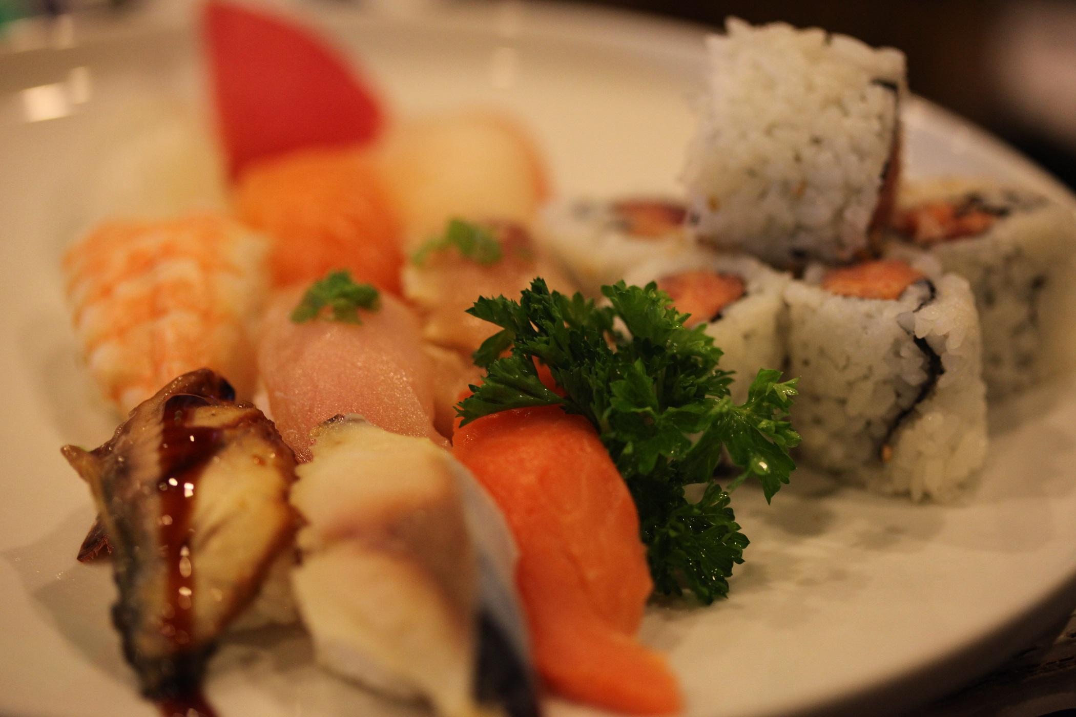 Sushi Combination B
