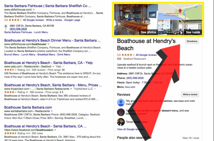 Google Virtual Tour Santa Barbara