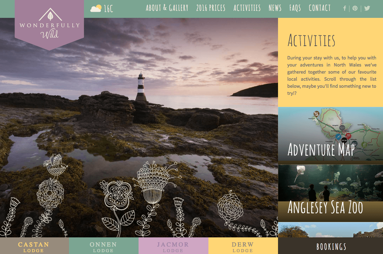 Wonderfully Wild Travel Photography Websites