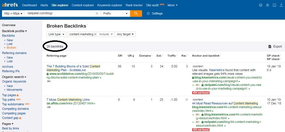 ahrefs Broken Links Dashboard.jpg