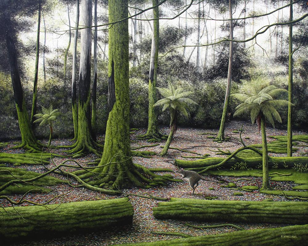 Michael McWilliams Rainforest Dancer .jpg