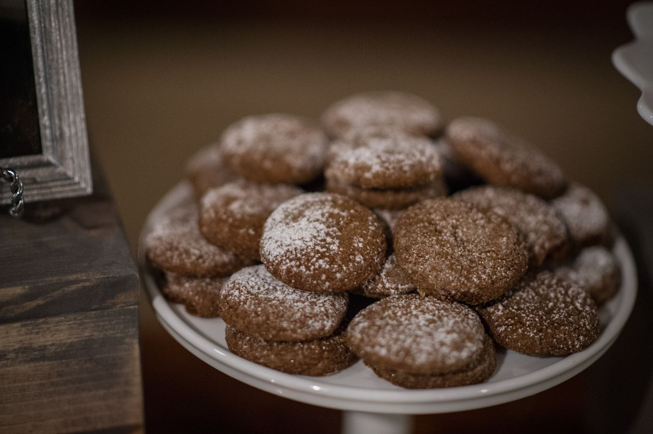 Vegan Gingersnaps