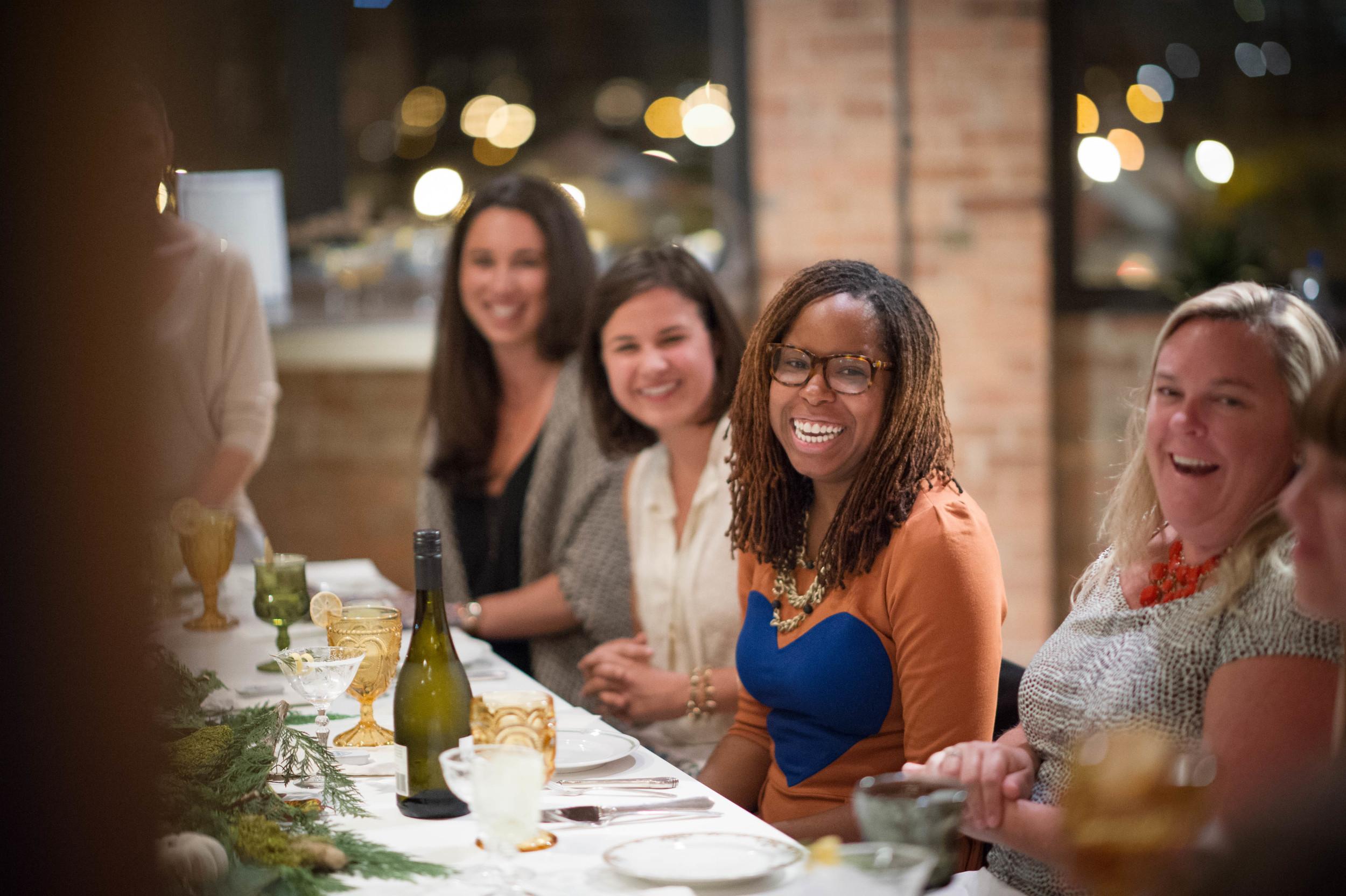 Forth Chicago: A Seasonal Salon for Bright Ideas | Patrice Perkins