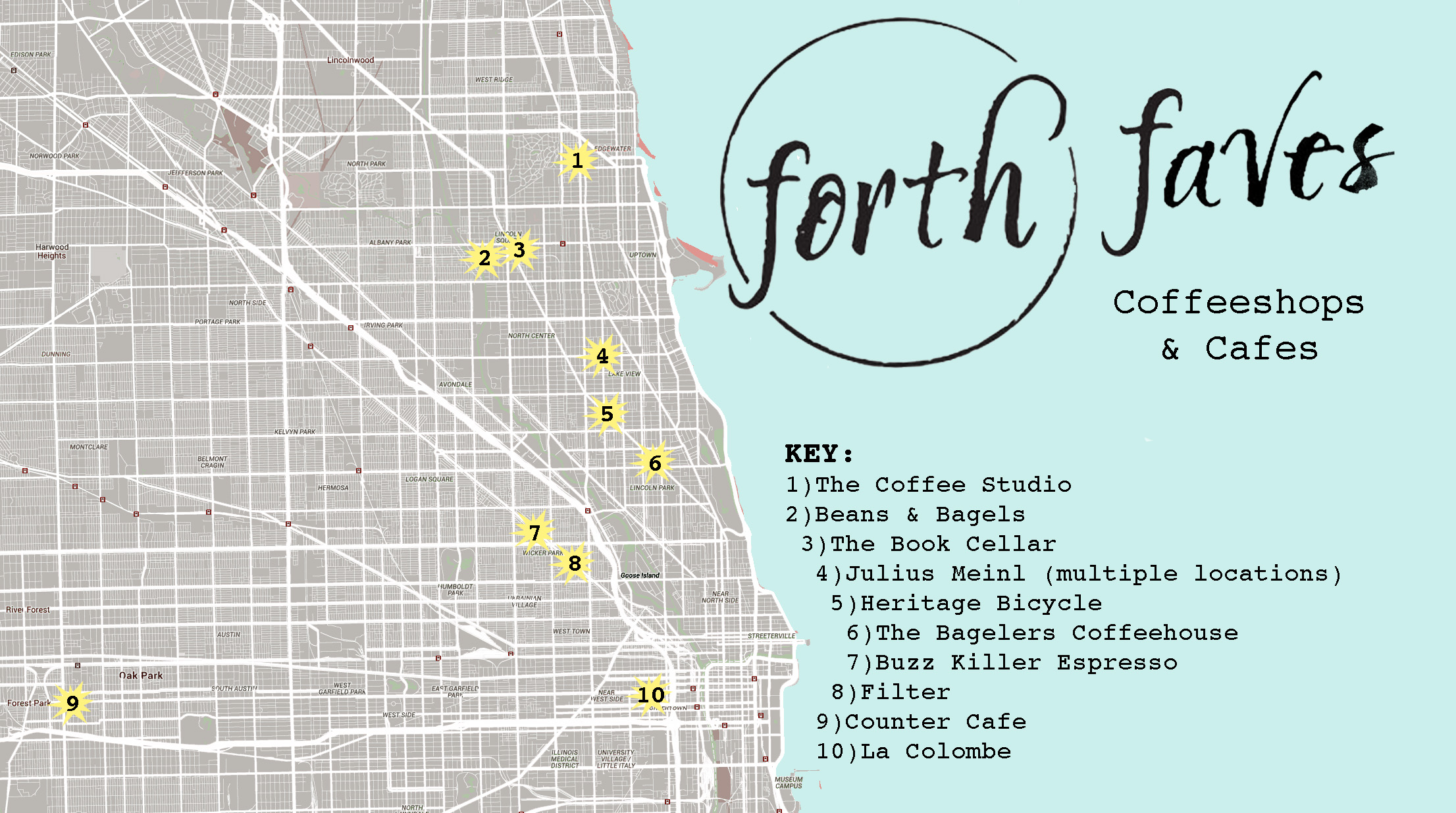 4xForth Map-cafe
