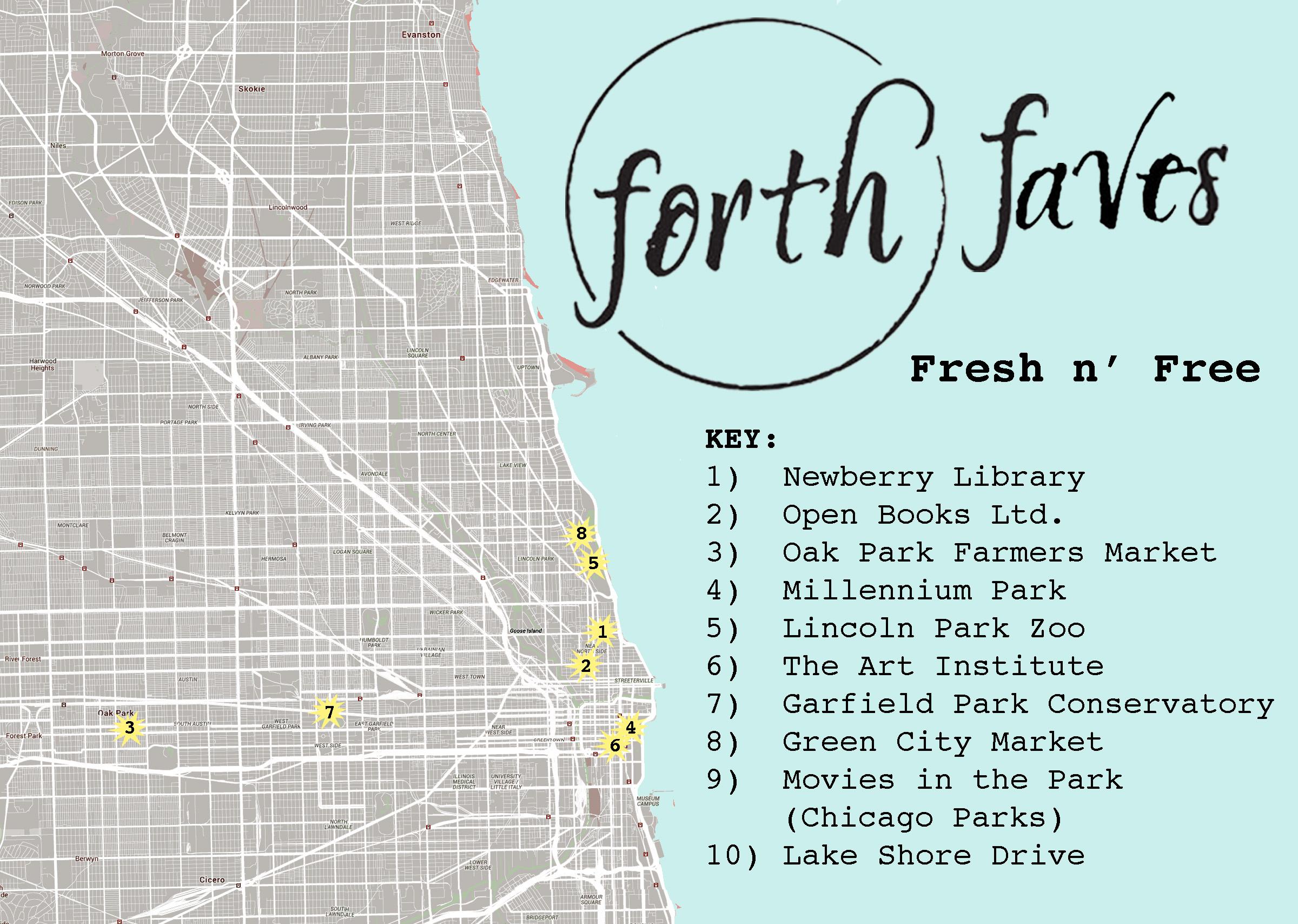4xForth Map-free