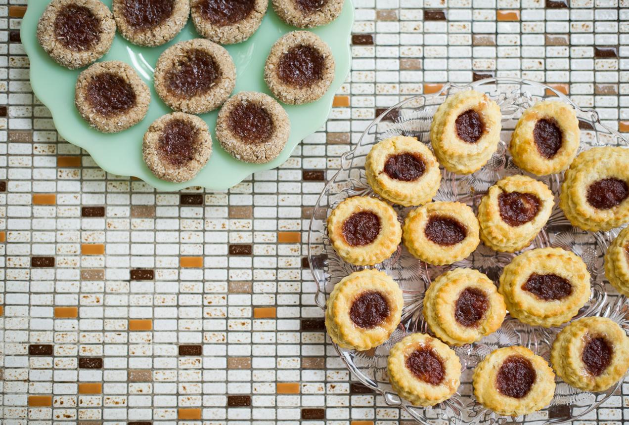 rare bird preserves tarts and cookies