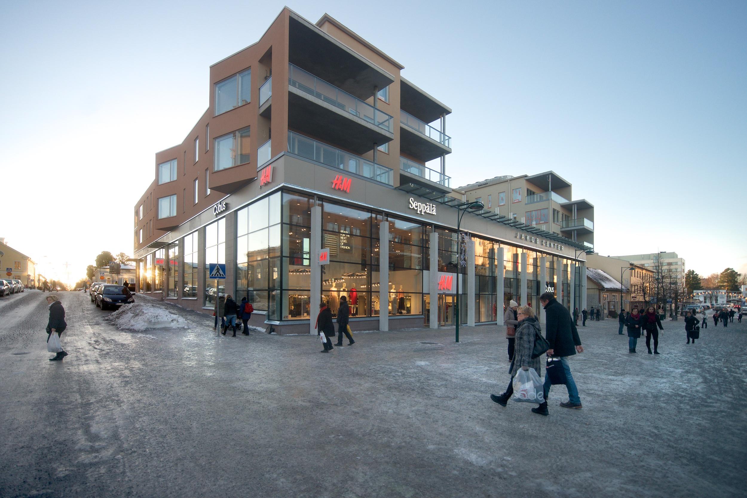Jakob Center.