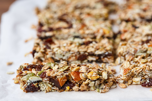 Coconut and Almond Bars