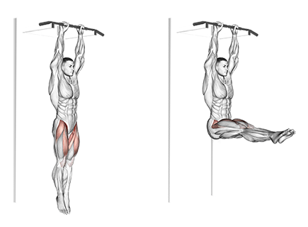 Hanging Leg Raises 2