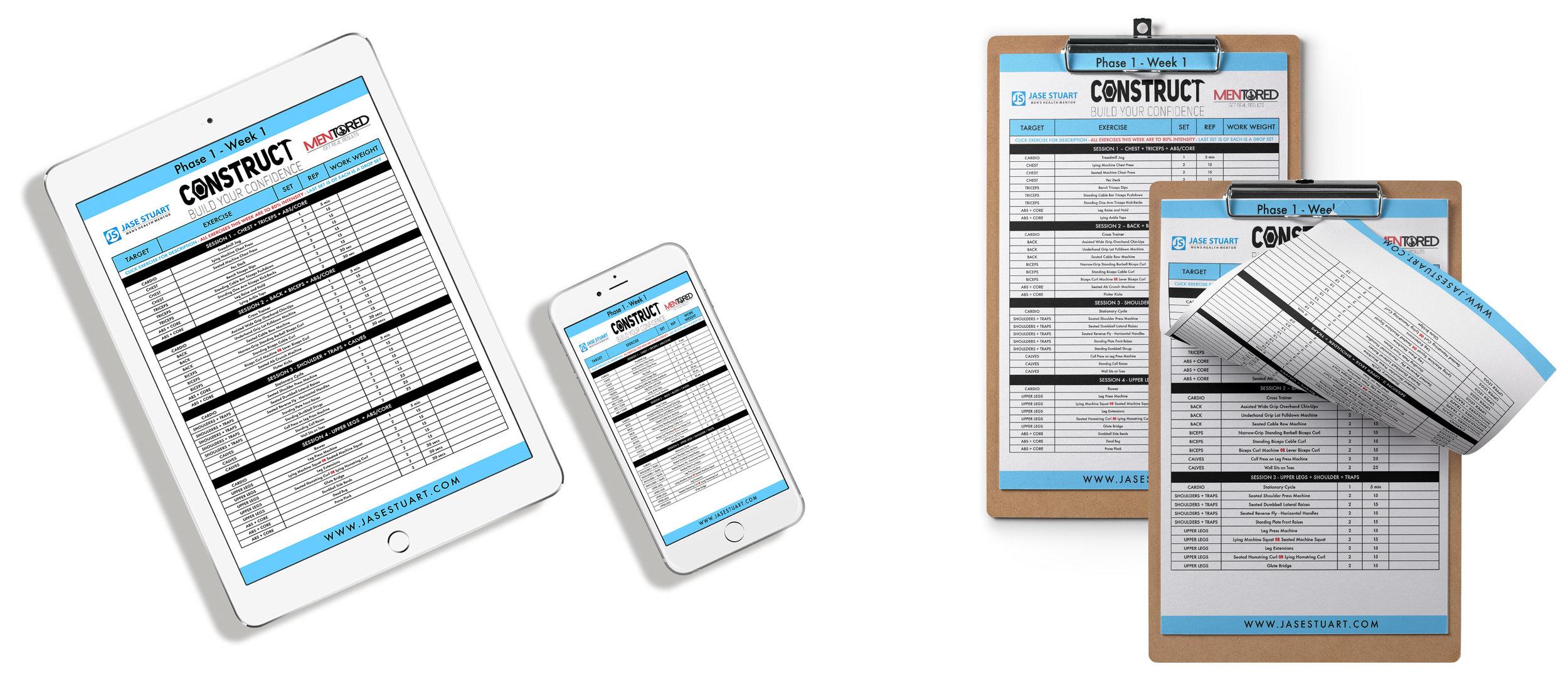 Printable Lifting Log Example - iPad + iPHONE + Clip.jpg