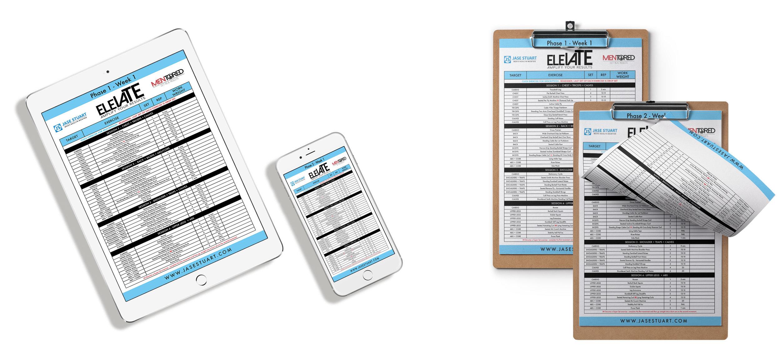 Printable Lifting Log - iPad + iPHONE + Clip.jpg