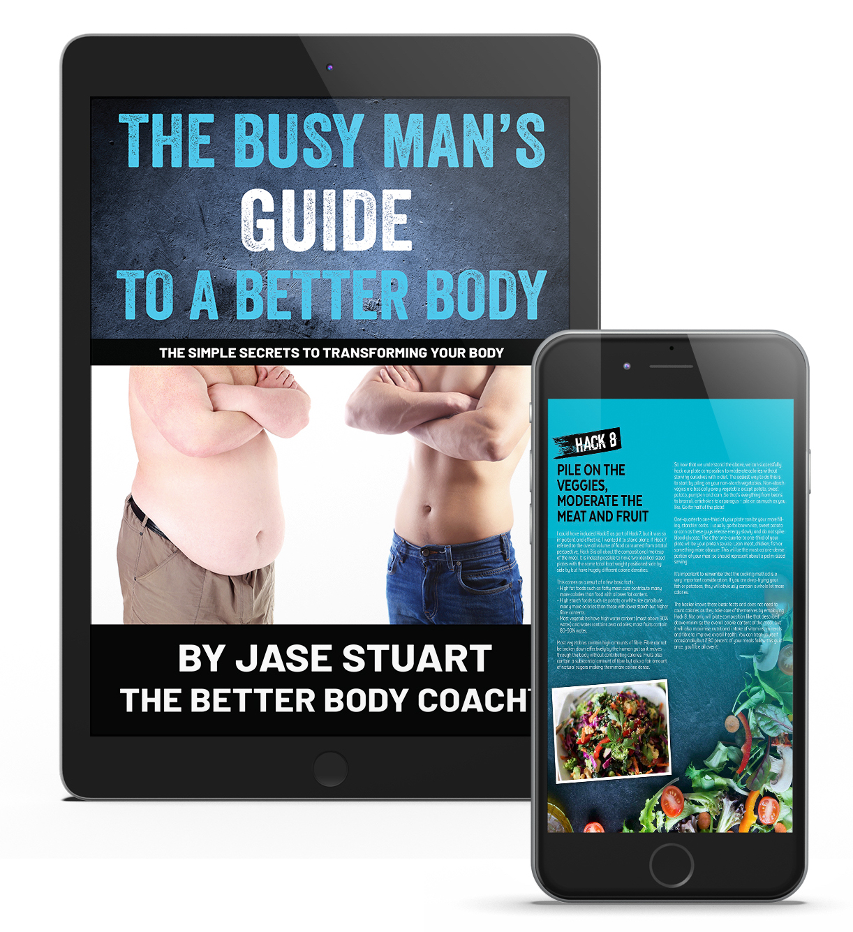 Busy Man's Guide To A Better Body