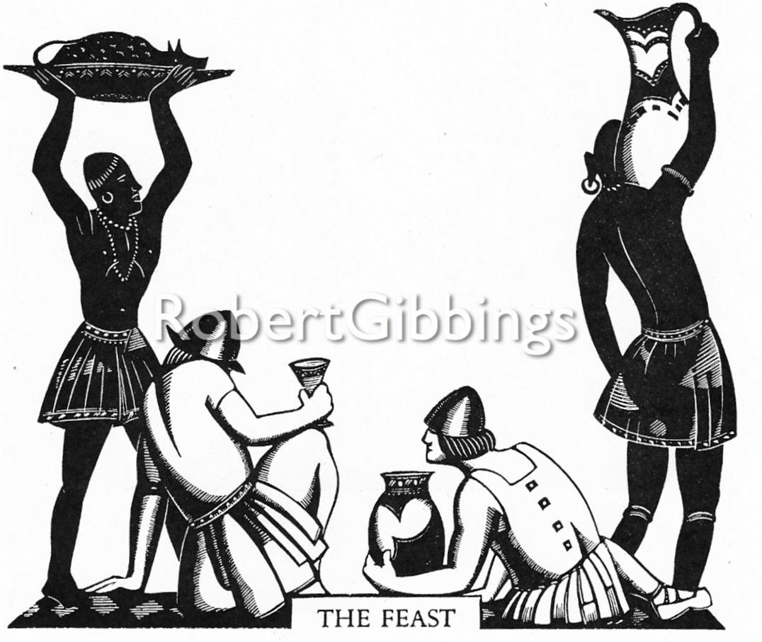 The Feast, Salambo, Flaubert 2015-9-6 0055-4-1.jpg