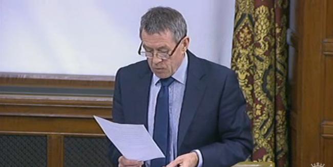 John Denham Labour MP