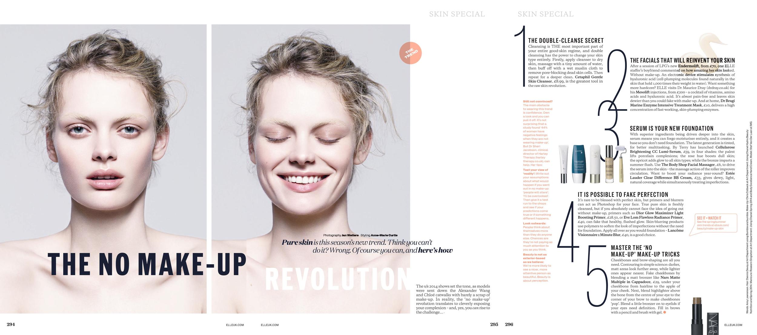 The No Make-Up Revolution