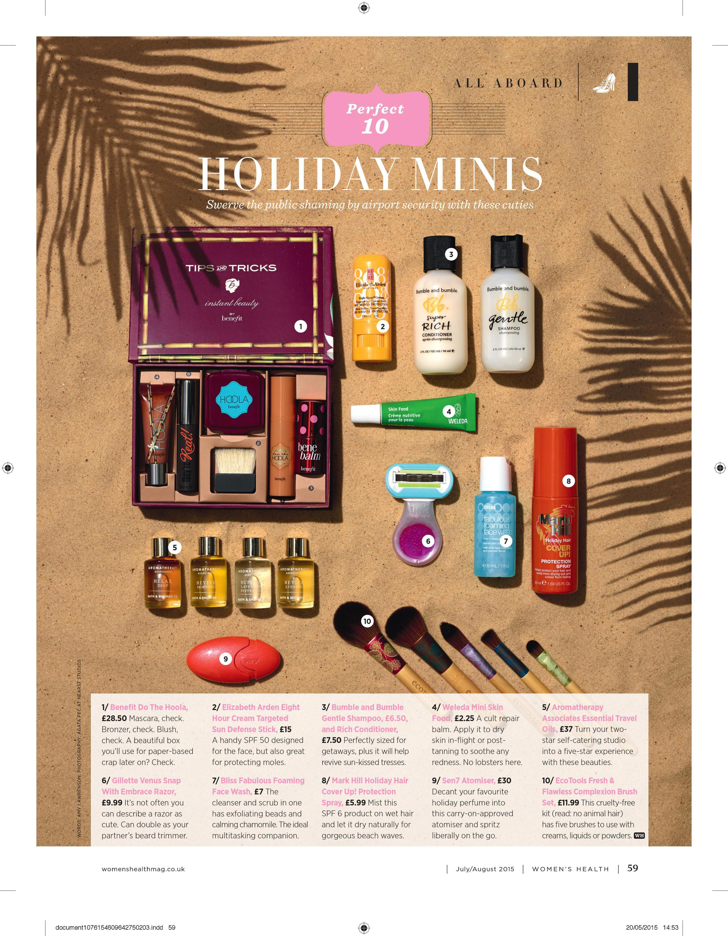 Perfect 10: Holiday Minis