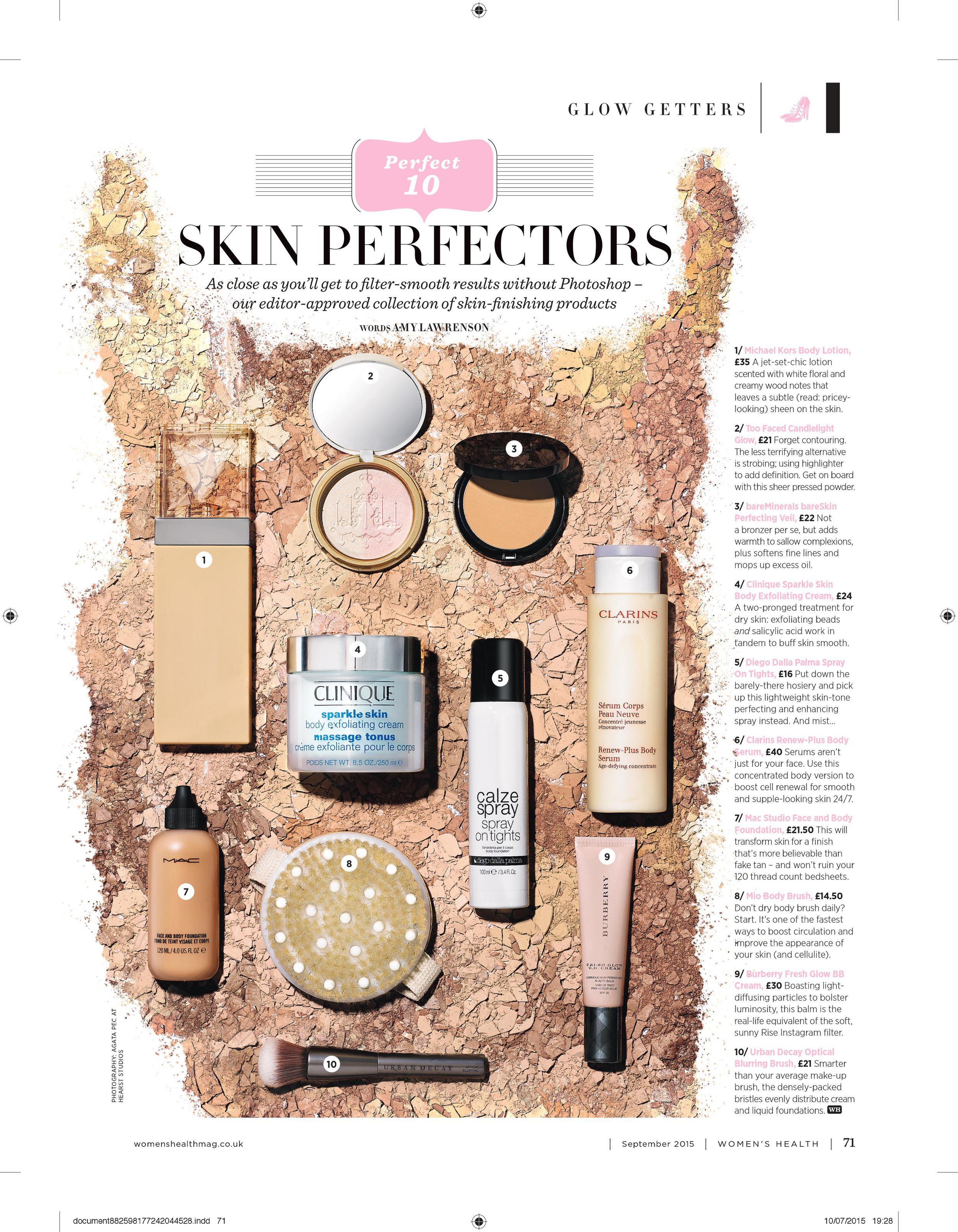 Perfect 10: Skin Perfectors