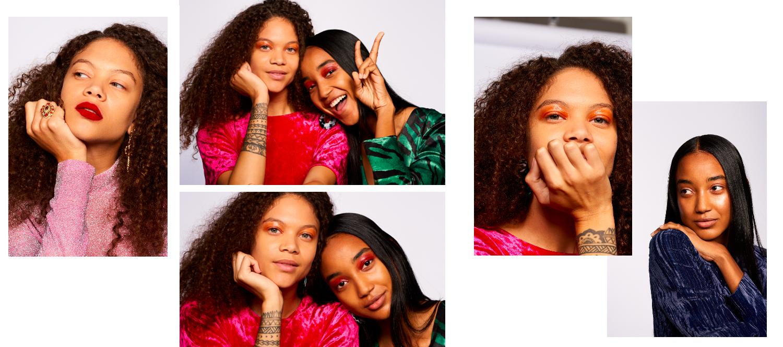 Topshop Beauty Shoot   Byrdie UK