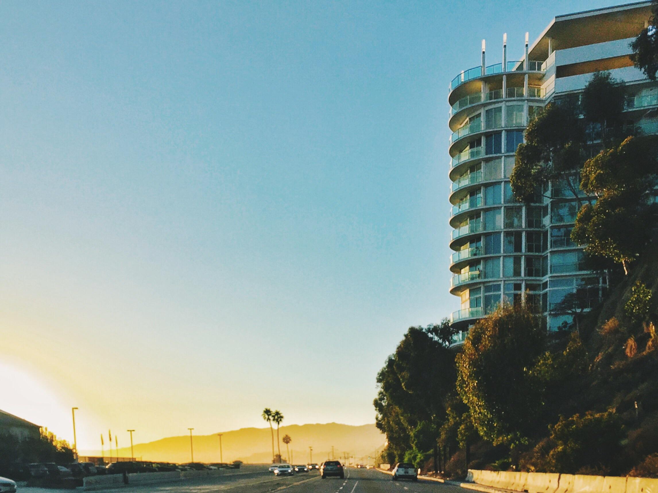 Santa Monica love.