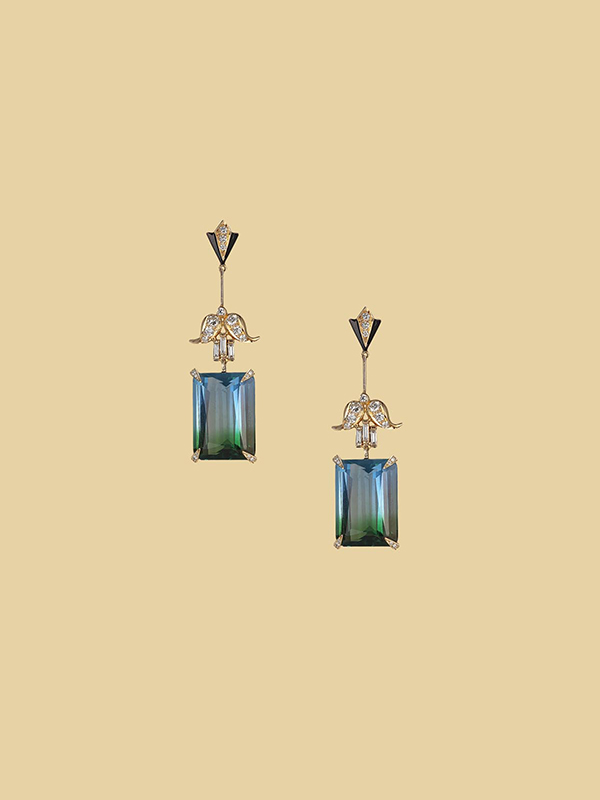 De-Gorgia Earrings