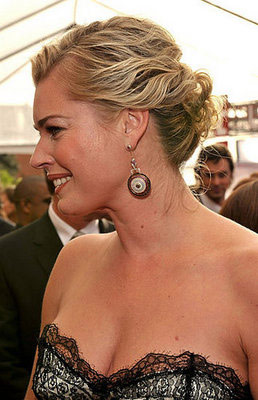 Rebecca Romijn at the Screen Actors Guild Awards
