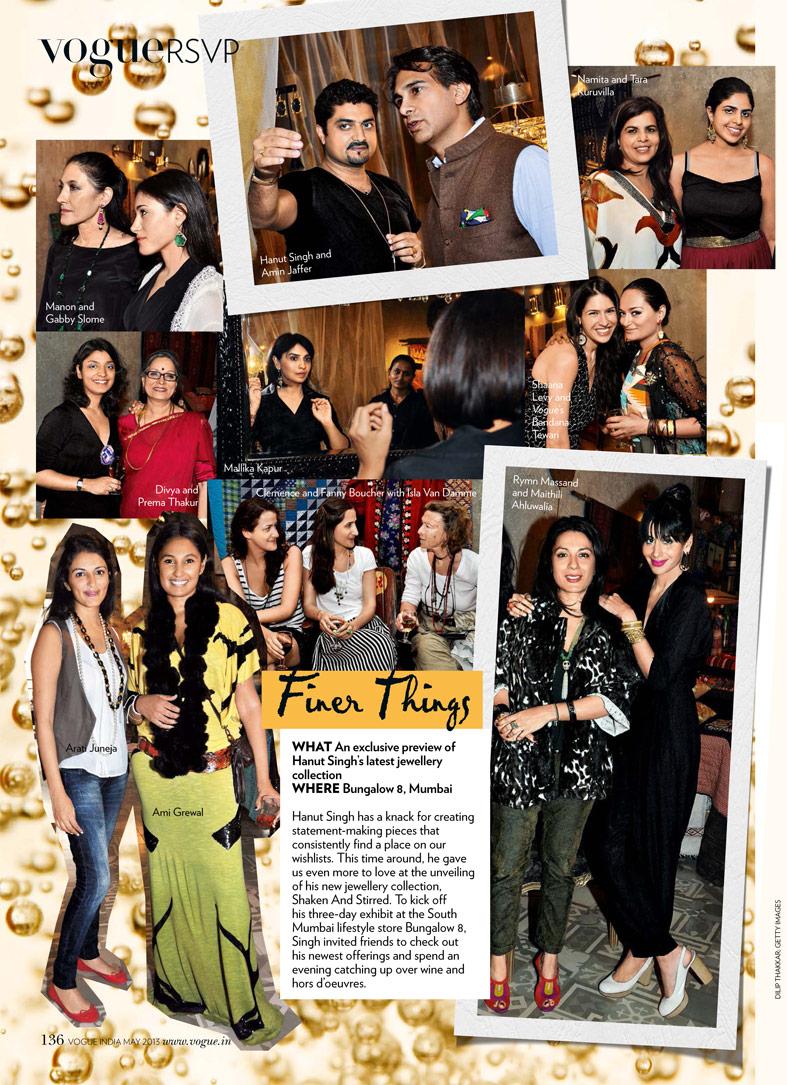 Vogue, May 2013
