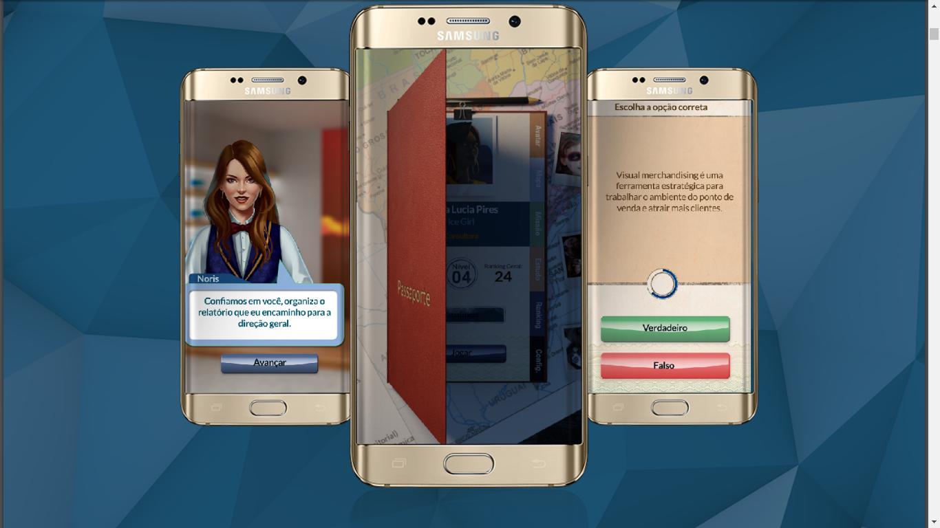 Pelo treinamento à distância, o aplicativo incentiva o melhor desempenho dos representantes comerciais das empresas.   Os usuários estarão conectados com colegas de trabalho de vários estados do Brasil, que trabalham em distribuidoras do G8.