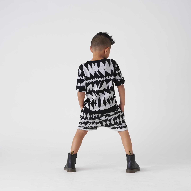Slouch Summer Knit & Angle Print Wrap Short_1.jpg