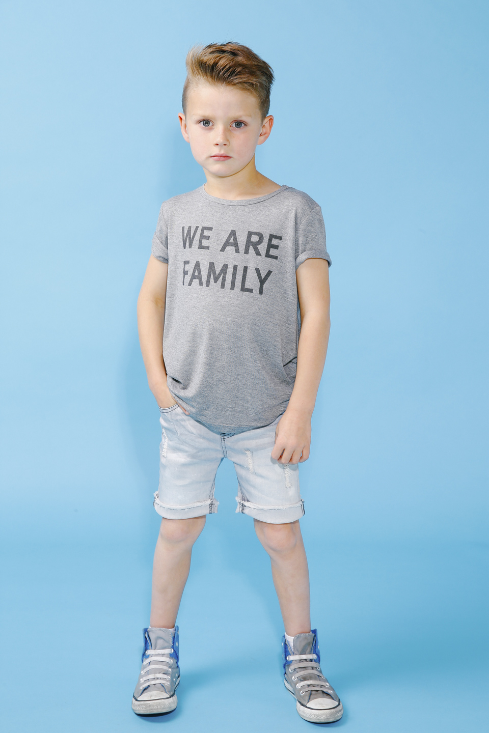 We Are Family Tee & Kerouac Shorts.jpg