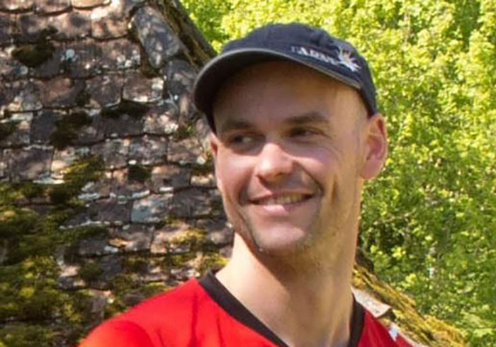 Arne ist Trainer für Pekiti Tirsia Kali