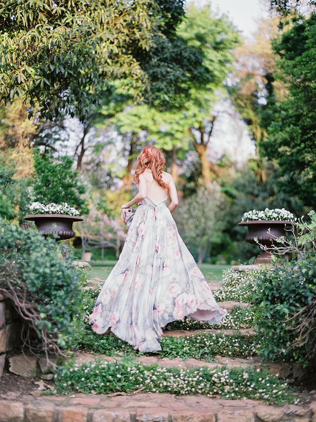 floral dress 0