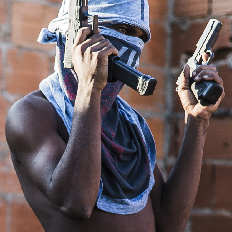 "THIAGO | RIO DE JANEIRO   ""i just protect and smoke at night to sleep"""